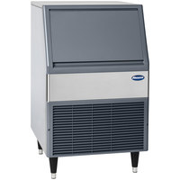 Follett UFD425A80 Maestro Plus Series 23 1/2 inch Air Cooled Undercounter Flake Ice Machine - 425 lb.
