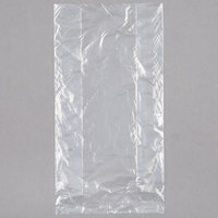 Inteplast Group PB040208 4 inch x 2 inch x 8 inch Plastic Food Bag - 1000 / Box