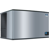 Manitowoc IY-1406A Indigo Series 48 inch Air Cooled Half Size Cube Ice Machine - 1659 lb.