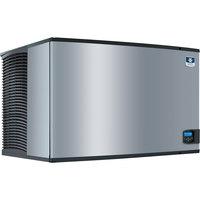 Manitowoc IY-1496N Indigo Series 48 inch Remote Condenser Half Size Cube Ice Machine - 1588 lb.