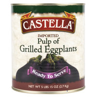 Castella Grilled Eggplant Pulp - #10 Can   - 6/Case