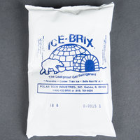 Polar Tech 8 oz. Ice Brix Leakproof Cold Pack - 36/Case