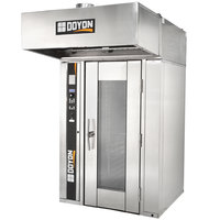 Doyon SRO1G Gas Single Rotating Rack Oven