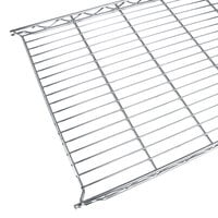 Metro 1224C 12 inch x 24 inch Erecta Chrome Wire Shelf