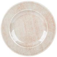 Carlisle 6400270 Grove 9 inch Adobe Round Melamine Salad Plate - 12 / Case