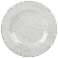 Carlisle 6400206 Grove 9 inch Buff Round Melamine Salad Plate - 12 / Case