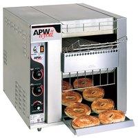 APW Wyott BT-15-3 Bagel Master Conveyor Toaster with 3 inch Opening - 208V