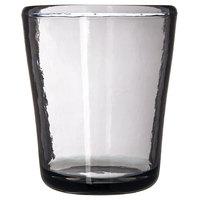 Carlisle MIN544018 Mingle 14 oz. Smoke Tritan Plastic Double Old Fashioned Glass - 12/Case