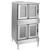 Blodgett BDO-100-E Double Deck Full Size Electric Convection Oven - 22kW
