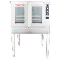 Blodgett BDO-100-E Single Deck Full Size Electric Convection Oven - 11kW