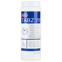 Urnex 13-F61-UX120-12 Tabz Coffee Equipment Cleaning Tablets - 120 Count Bottle