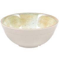 Carlisle GA5501170 Gathering 10 oz. Adobe Small Melamine Bowl - 12 / Case