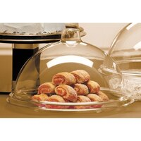 Cal Mil 311-18 Gourmet Sample / Pastry  Tray Cover 18 inch