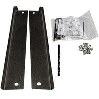 True 881540 6 inch Cutting Board Bracket Kit with Rivnut Tool