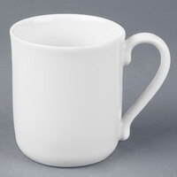 Cardinal Arcoroc FH614 Candour 10 oz. White Porcelain Mug - 24 / Case