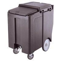 Cambro ICS175TB180 Light Gray Sliding Lid Portable Ice Bin - 175 lb. Capacity Tall Model