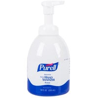 Purell® 5792-04 Advanced 535 mL Foaming Instant Hand Sanitizer with Pump
