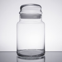 Libbey 70997 31 oz. Storage Jar with Lid - 12/Case