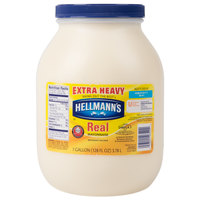 Hellmann's Extra Heavy Mayonnaise - (4) 1 Gallon Containers / Case