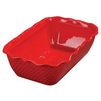5 lb. Red Tulip Deli Crock