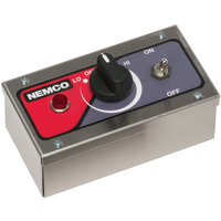 Nemco 69008 Remote Control Box with Infinite Switch