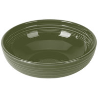 Homer Laughlin 1472340 Fiesta Sage 96 oz. Extra Large Bistro Bowl - 4 / Case