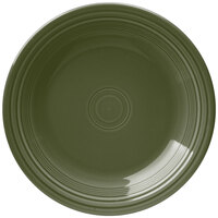 Homer Laughlin 466340 Fiesta Sage 10 1/2 inch Dinner Plate - 12 / Case