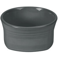 Homer Laughlin 922339 Fiesta Slate 20 oz. Square Bowl - 12 / Case