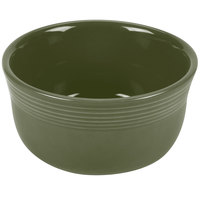 Homer Laughlin 723340 Fiesta Sage 24 oz. Gusto Bowl - 6/Case