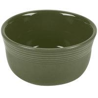 Homer Laughlin 723340 Fiesta Sage 24 oz. Gusto Bowl - 6/Case