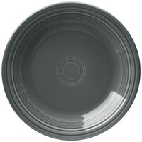 Homer Laughlin 466339 Fiesta Slate 10 1/2 inch Dinner Plate - 12 / Case