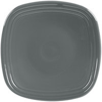 Homer Laughlin 921339 Fiesta Slate 7 1/2 inch Square Salad Plate - 12/Case