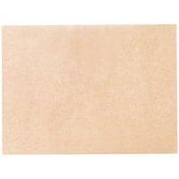 Baker's Mark PanPal 12 inch x 16 inch Half Size Unbleached Quilon® Coated Parchment Paper Bun / Sheet Pan Liner Sheet - 1000 / Case