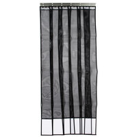 Curtron SD-MESH-3684 36 inch x 84 inch Mesh Strip Door / Insect Barrier and Bug Curtain