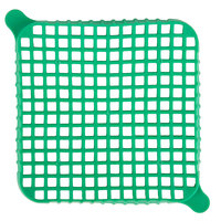 Nemco 56381-3 1/2 inch Green Push Block Cleaning Gasket
