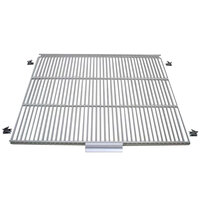 True 909462 White Coated Wire Shelf - 24 9/16 inch x 22 3/8 inch