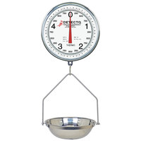 Cardinal Detecto T-3530KG 15 kg. Hanging Scale with Double Dial, Legal for Trade