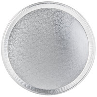 Durable Packaging 16FT-25 16 inch Round Foil Catering Tray - 25/Case