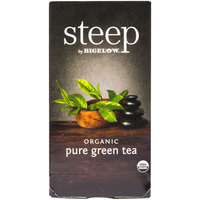 Steep By Bigelow Organic Pure Green Tea - 20 / Box