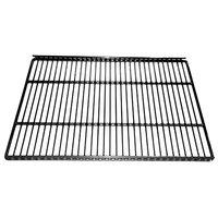 True 918213 Gray Coated Wire Shelf - 20 5/8 inch x 17 1/2 inch