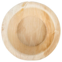 EcoChoice 4 inch Round Palm Leaf Bowl - 100 / Case