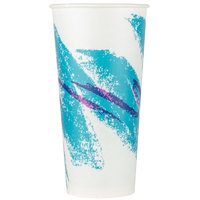 Dart Solo RS22N-00055 Jazz 22 oz. Wax Treated Paper Cold Cup - 1000 / Case