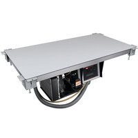 Hatco CSU-24-I Aluminum Built-In Undermount Cold Shelf - 24 inch x 19 1/2 inch
