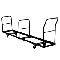 Vertical Folding Chair Truck - Holds 50 Chairs