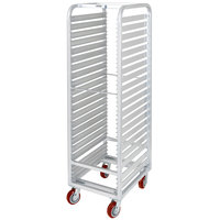 Channel AXD570 39 Pan Heavy-Duty End Load Bun / Sheet Pan Rack - Assembled