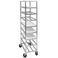 Channel AXDUPR5 Heavy-Duty Universal Aluminum Platter Rack - 5 Shelf