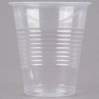 Choice 12 oz. Translucent Thin Wall Plastic Cold Cup - 1000 / Case