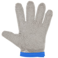 San Jamar MGA515L Stainless Steel Mesh Cut Resistant Glove - Large
