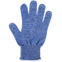 San Jamar SG10-BL-L Blue Cut Resistant Glove with Dyneema - Large