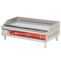 Avantco EG36N 36 inch Electric Countertop Griddle